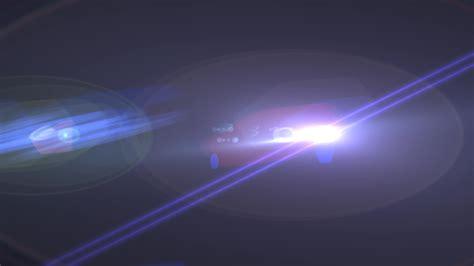 Drop Light lens flares overhead productions