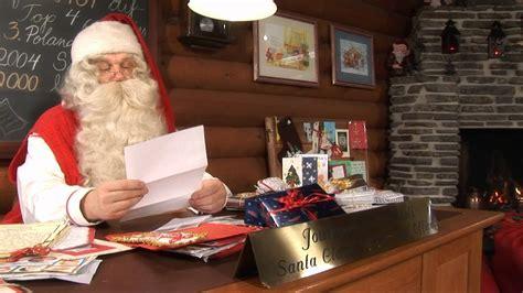 bureau du pere noel du père noël en laponie finlande pour