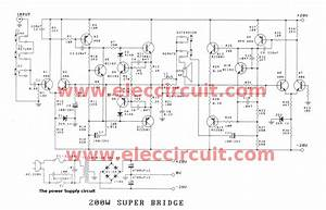 Amplifier Page 2   Schematic Electronic Diagram