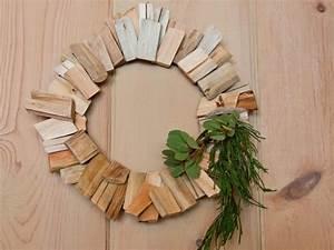 Weihnachtsdeko Selber Machen Holz : 30 ideen f r weihnachtsdeko aus holz und basteltipps ~ Frokenaadalensverden.com Haus und Dekorationen