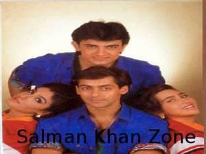 Salman, Aamir not in 'Andaz Apna Apna' sequel