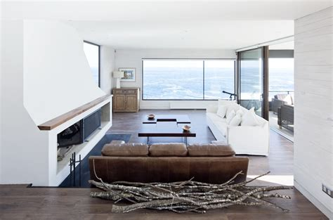 gorgeous minimalist home overlooking the in chile