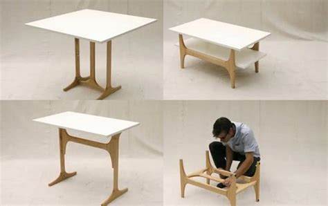 desk converts to dining table dining table convert dining table into desk