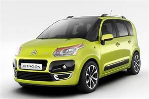 Citroën Picasso : citroen c3 picasso image la revue automobile ~ Gottalentnigeria.com Avis de Voitures