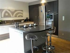 Petit Ilot Cuisine : beautiful cuisine amenagee brico depot 10 petite cuisine ~ Premium-room.com Idées de Décoration