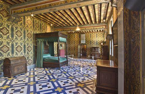 chambre royale les appartements royaux château royal de blois