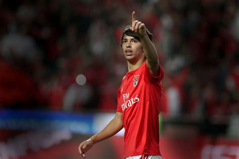He plays in the attacking midfielder position. Atlético Madrid announce the signing of João Félix - Into the Calderon