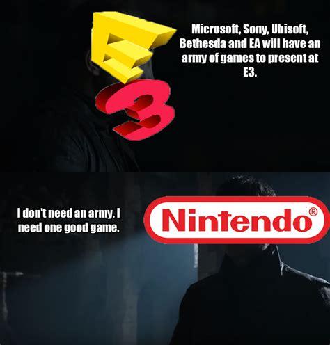 2017 Nintendo E3