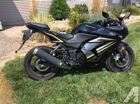 2012 Kawasaki Ninja 250r For Sale In Silver Lake, Indiana