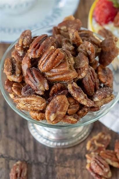 Pecans Candied Recipe Easy Recipes Snacks Mamagourmand