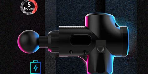 Review and Analysis of the Saluko Percussion Massage Gun