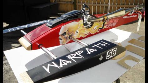 Rc Gas Boat Accessories by Misty Creek Boats Warpath Rigger Pictures Rcmk Mgb