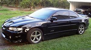 My Old 2001 Pontiac Grand Prix Gtp