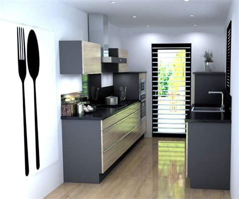 astuce amenagement cuisine idée d 39 implantation et d 39 aménagement pour une