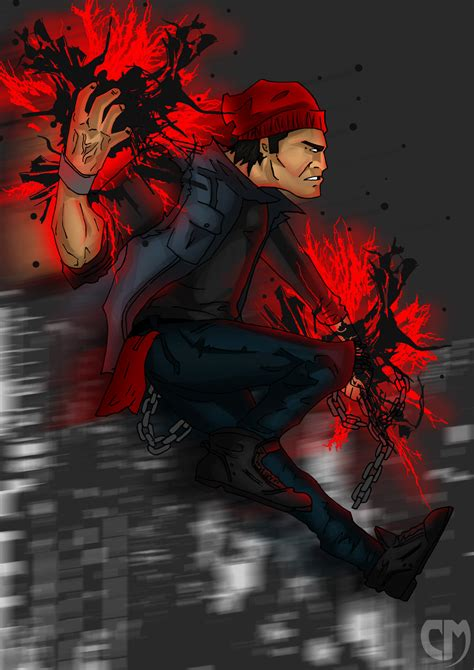 Infamous Second Son By Christopher Morales On Deviantart
