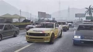 GTA 5 Stock car racing part 1 - YouTube