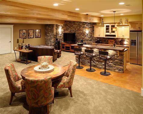 Basement :  Choosing The Right Room Decors