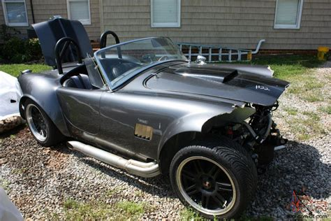 factory five shelby cobra scratch and dent