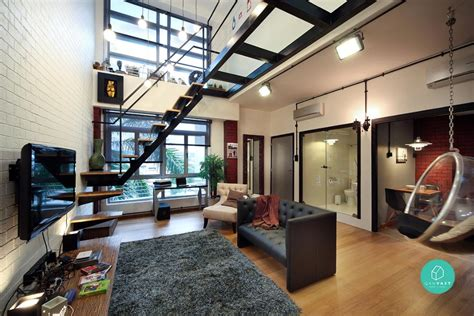 Amazing Loft by 10 Amazing Loft Apartments In Singapore Qanvast