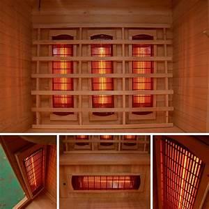 Home Deluxe Redsun M Infrarotkabine : infrarotsauna redsun m mit vollspektrumstrahler ~ Bigdaddyawards.com Haus und Dekorationen
