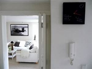 Einrichten In Weiß : wohnzimmer einrichten in schwarz wei ~ Lizthompson.info Haus und Dekorationen