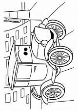 Coloring Momjunction Cars Garage Truck sketch template