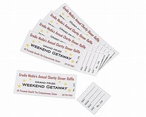 7 best images of avery printable event tickets avery for Avery templates raffle tickets