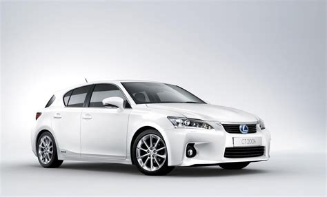 Updated Lexus Ct200h Coming Next Year, New Variants
