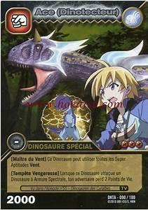 The gallery for --> Dinosaur King Carnotaurus Card