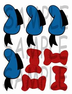 Clip Art Donald Duck Hat Clipart - Clipart Suggest