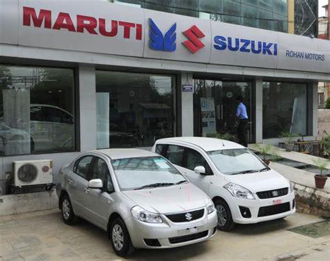 Suzuki Automobile Dealers by Maruti Suzuki To Raise Car Prices By 2 4 From January