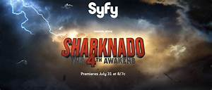 Sharknado 4 | Teaser Trailer