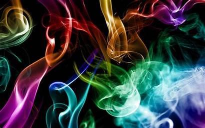 Abstract Smoke Rainbows Artwork Desktop Wallpapers Px