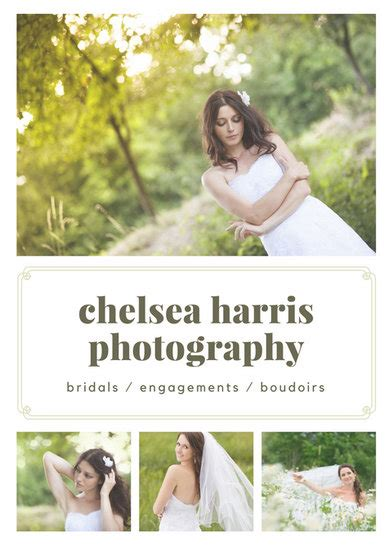 photography flyer templates canva
