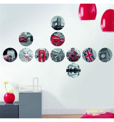 deco chambre londre stickers muraux londres http deco et saveurs com