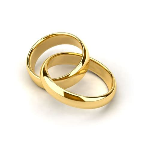 wedding rings linked too many gods