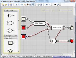 Logic Gate Simulator