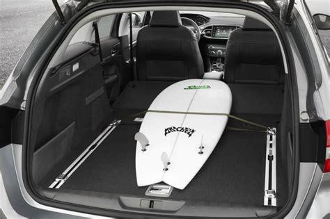 siege arriere 308 sw peugeot 308 sw compacte à réalité augmentée automobile