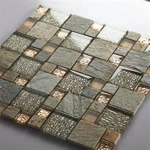 glass backsplashes for kitchen grey glass mosaic tile marble tile wall