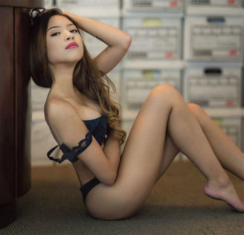 filipino mix girl savannah elle nude sexy photos leaked
