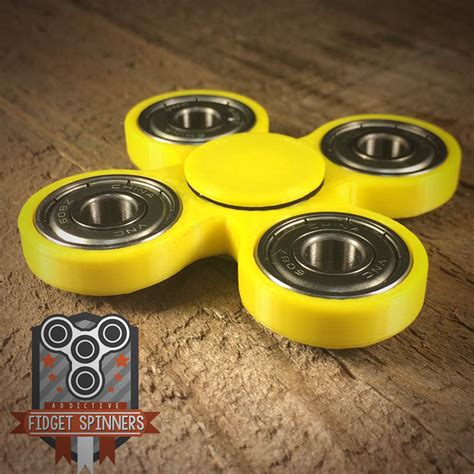 tri spinner fidgets fidget edc spinner bar fidget with caps addictive