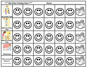 smiley face reward chart printable 5 week reward charts With smiley face behavior chart template