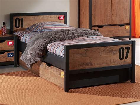 meuble rangement chambre garcon lit enfant contemporain industry zd1 lit ado 001 jpg