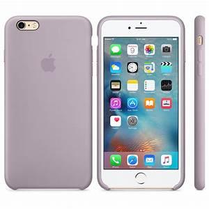 Coque Iphone 6 Rose Poudré : apple coque en silicone lavande apple iphone 6s plus etui t l phone apple sur ldlc ~ Teatrodelosmanantiales.com Idées de Décoration