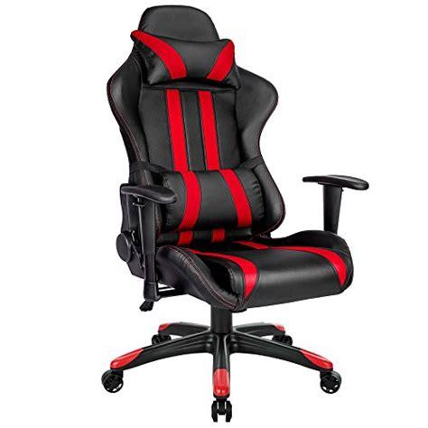 siege de bureau sport tectake chaise fauteuil siège de bureau racing sport