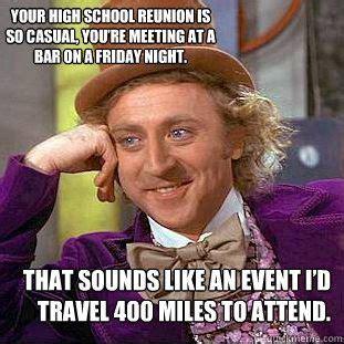 High School Reunion Meme - 119 best images about time flies reunion time on pinterest