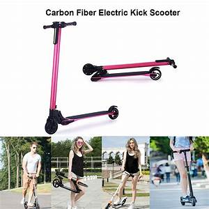E Kick Scooter : faltbar elektro kick scooter e scooter elektroroller ~ Jslefanu.com Haus und Dekorationen