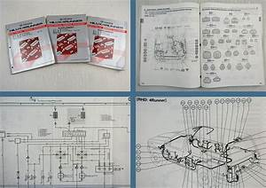 Toyota Hilux 4 Runner Wiring Diagrams Electrics Wiring
