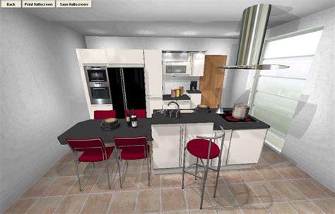 faire plan cuisine simple logiciel plan de cuisine gratuit logiciel meuble