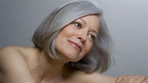 shampoo  grey hair   women